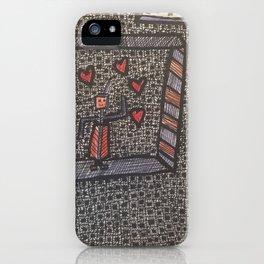 A Hearty Hello iPhone Case