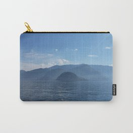 Lake Como from the boat Carry-All Pouch