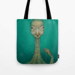 La Coquette Tote Bag
