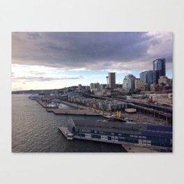 Explore Seattle Canvas Print