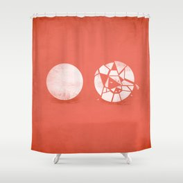 The Lord of the Flies Shower Curtain