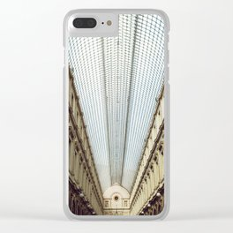Bruxelles Clear iPhone Case