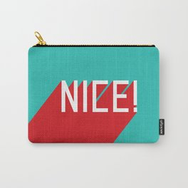 NICE Carry-All Pouch