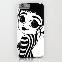 Goth Teen iPhone Case