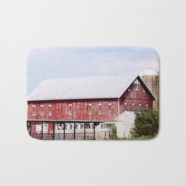 Summer on the Farm Bath Mat