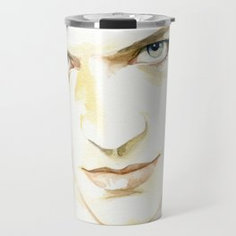 Brian Molko (naked) Travel Mug