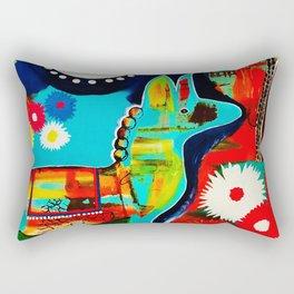 Mexican Love Rectangular Pillow