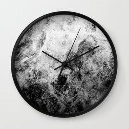 Abstract XVII Wall Clock
