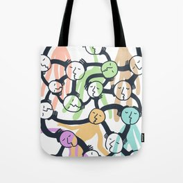 Connected Dreamers Tote Bag