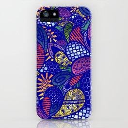 Tropical Jungle IV iPhone Case