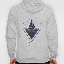 Ship. Geometric Style Hoody