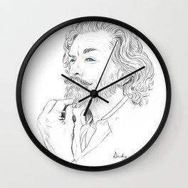 Timothy Omundson Wall Clock