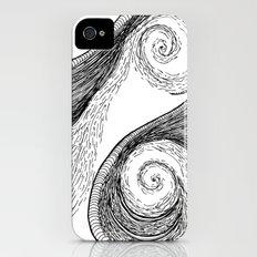 Oceanic Rage Slim Case iPhone (4, 4s)