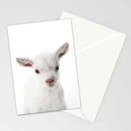 Baby Goat Stationery Cards