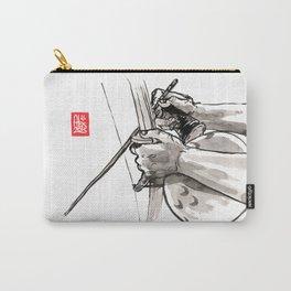 """Capoeira 482 """"Berimbau"""" Carry-All Pouch"""