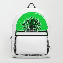 New Broly Dragon Ball Super film Backpack