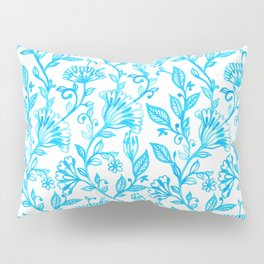 Fantasy flower Pillow Sham