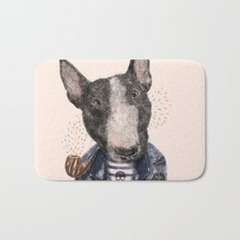 Mr.Bullblack Bath Mat