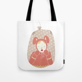 wabbit in a bag Tote Bag