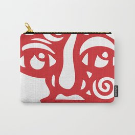 Cara Roja Carry-All Pouch