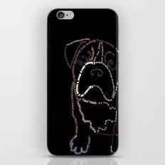 Bulldog Pup iPhone & iPod Skin