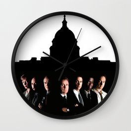 West Wing  Wall Clock