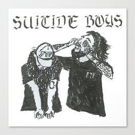 suicideboys Canvas Print