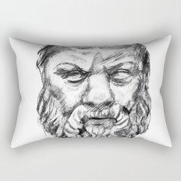 Socrates Rectangular Pillow