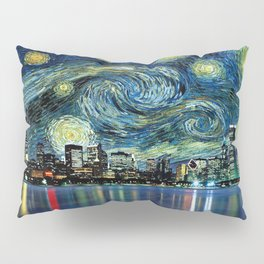 A Night In The Sky Pillow Sham
