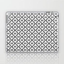 Kappa - Greek Fonts Patterns_Alphabet Laptop & iPad Skin