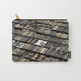 The Letter L Carry-All Pouch