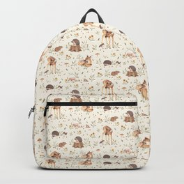 Woodland Critters  Backpack
