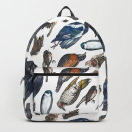 Dead Bird Pattern Backpack