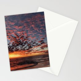Moonstone Beach, Rhode Island Summer of '89 Stationery Cards
