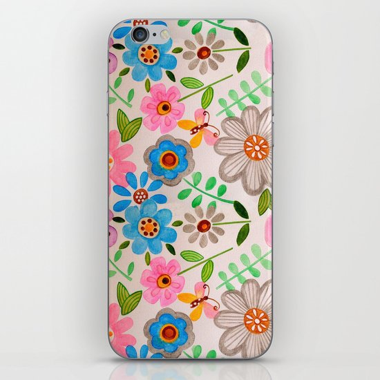 The Garden 2 iPhone & iPod Skin