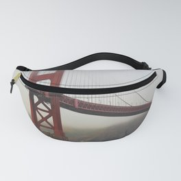 Golden Gate Fog Fanny Pack