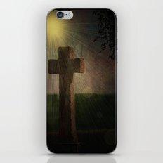 Im Licht iPhone & iPod Skin