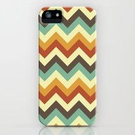 Zigzag iPhone Case