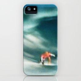 Satellite Surf iPhone Case