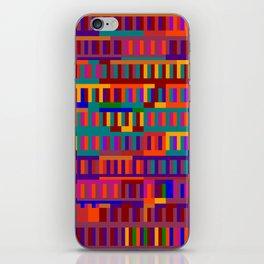Beethoven Moonlight Sonata (Jewel Tones) iPhone Skin