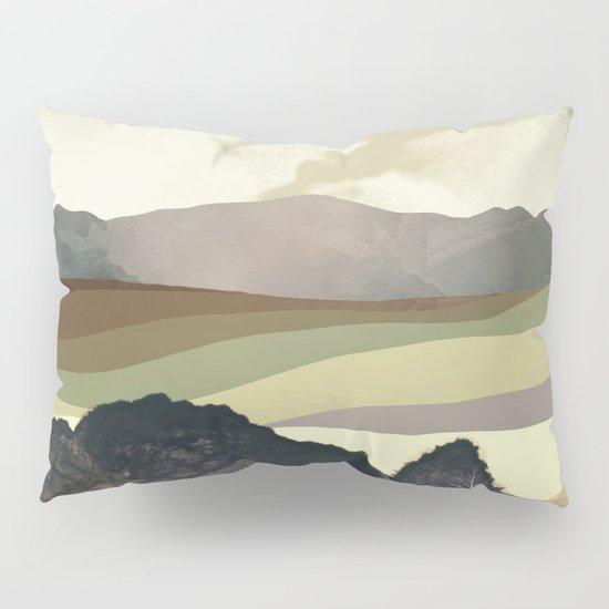 Retro Afternoon Pillow Sham
