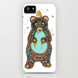 He's Still A Good Bear  iPhone Case