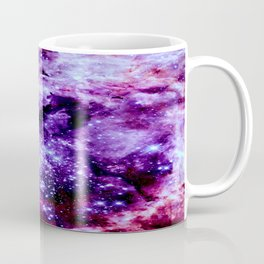 galaXy. Stars Purple Pink Nebula Coffee Mug