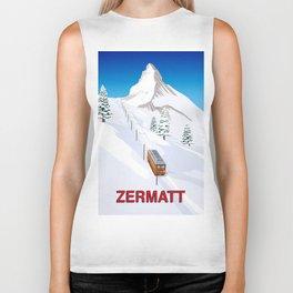 Zermatt Biker Tank