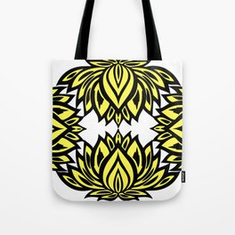 Waterlilies(white background) Tote Bag