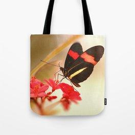 Butterfly - Postman - Heliconius melpomene Tote Bag