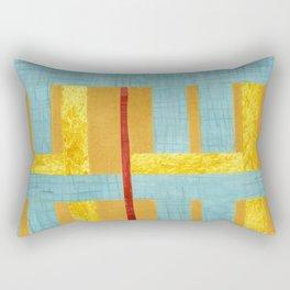 50s block colour Rectangular Pillow