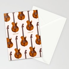 Merle Travis Bigsby Guitar Stationery Cards