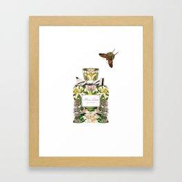 MISS DIOR: EAU FRAICH Framed Art Print