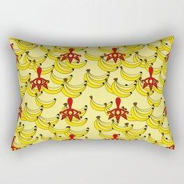 Banana Clan Rectangular Pillow